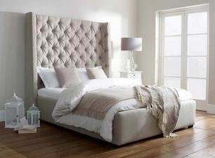 кровать мягкая 132а