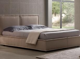 кровать мягкая 133а