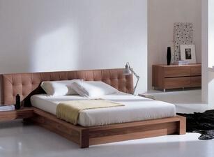 кровать мягкая 138а