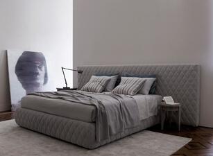 кровать мягкая 141а