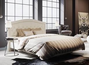 кровать мягкая 142а