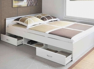 кровать с ящиками 101а