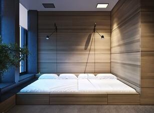 кровать с ящиками 102а