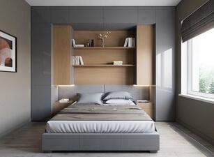 кровать с ящиками 103а