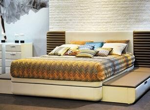 кровать с ящиками 104а
