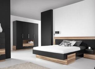 кровать с ящиками 106а