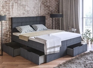 кровать с ящиками 112а
