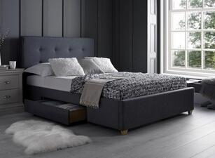 кровать с ящиками 118а
