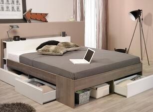 кровать с ящиками 119а