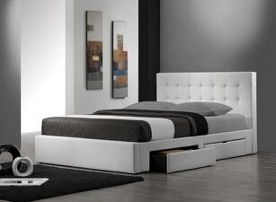 кровать с ящиками 121а