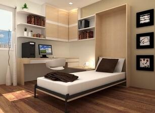 Кровать трансформер 115а