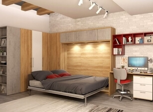 Кровать трансформер 117а