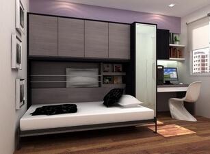 Кровать трансформер 122а