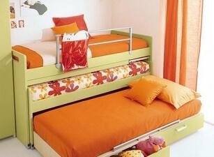 Кровать выдвижная 103а