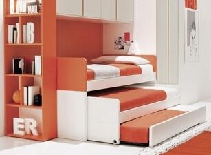 Кровать выдвижная 110а