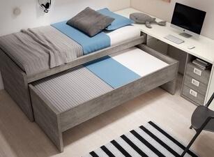 Кровать выдвижная 118а