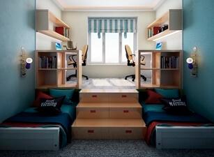 Кровать выдвижная 124а