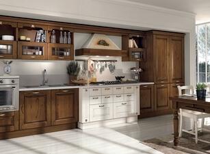 Кухня из массива 108а