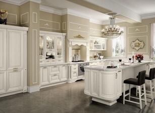 Кухня из массива 115а