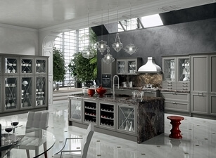 Кухня из массива 116а