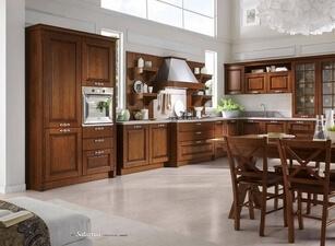 Кухня из массива 119а