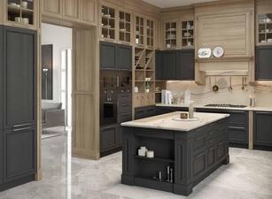 Кухня из массива 125а