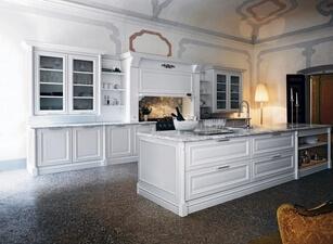 Кухня из массива 127а
