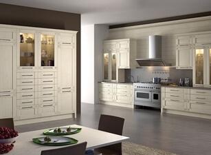 Кухня из массива 136а