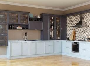 Кухня из массива 138а