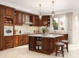 Кухня из массива 139а