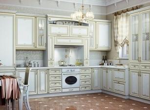 Кухня из массива 144а
