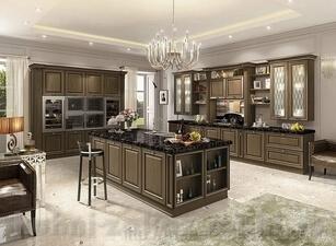 Кухня из массива 147а