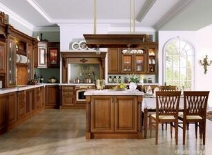 Кухня из массива 148а