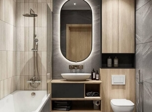 Мебель для ванной 110а
