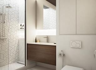 Мебель для ванной 114а