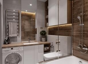 Мебель для ванной 132а