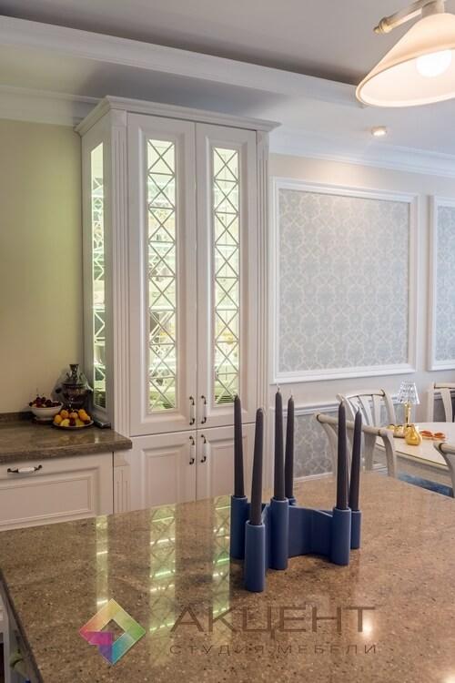 мебель для однокомнатной квартиры по дизайн-проекту 05