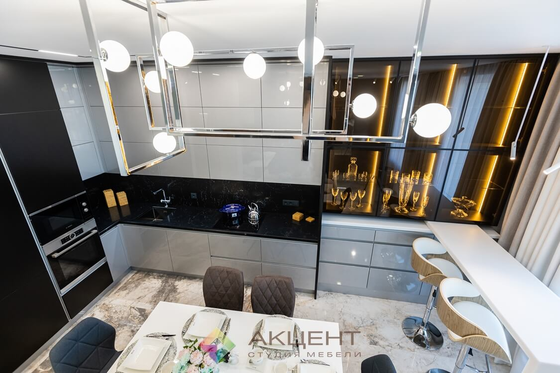мебель для квартиры-студии с гардеробной 02