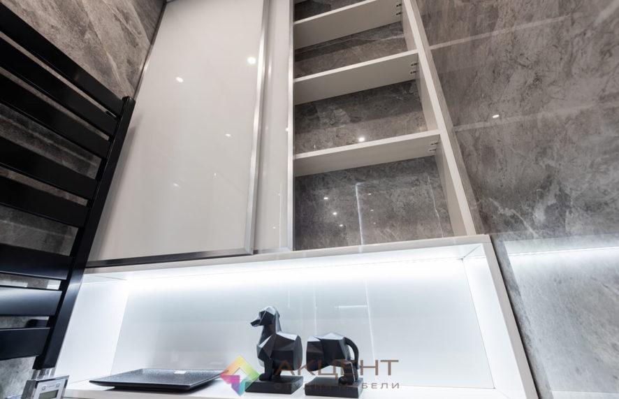 мебель для квартиры-студии с гардеробной 22