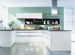 современная П-кухня - проект 116а