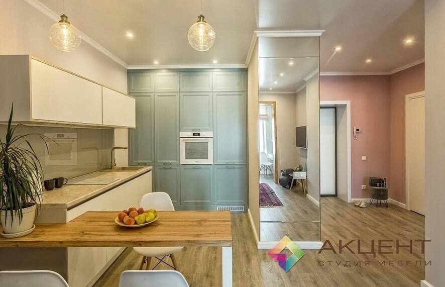 кухня дизайнерская 006