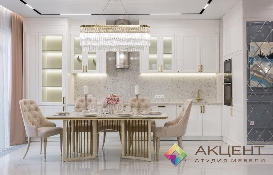 кухня дизайнерская 005