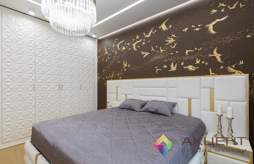 спальня дизайнерская 002
