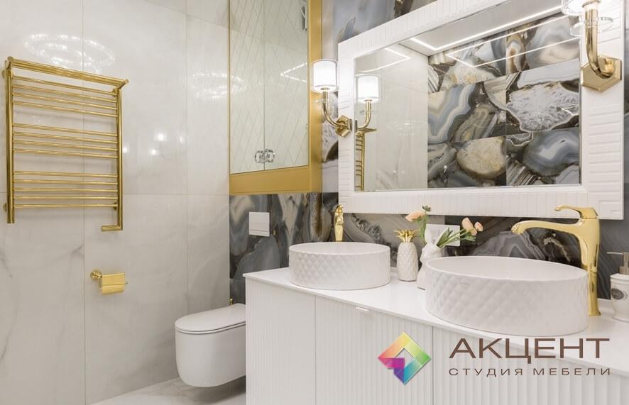 ванная дизайнерская 001